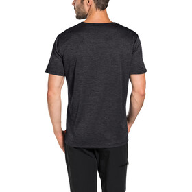 VAUDE Essential T-Shirt Homme, phantom black